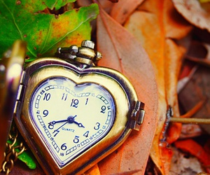 clock and love image