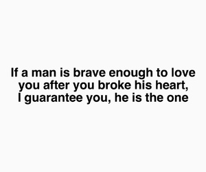 broke, heart, and quotes image