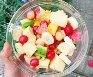 fruit, healthy, and banana image