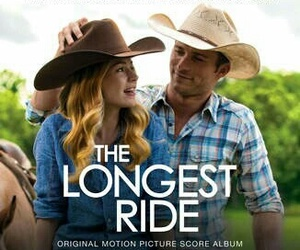 the longest ride, nicholas sparks, and scott eastwood image