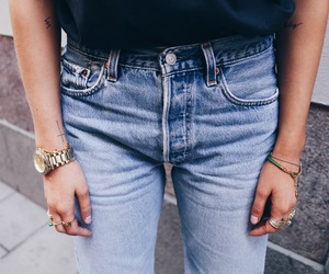 accessories, bracelets, and clothing image