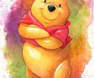 winnie the pooh, art, and disney image