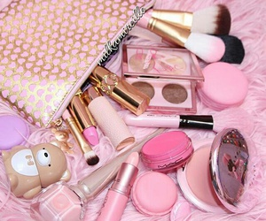 makeup, wallpaper, and beauty image
