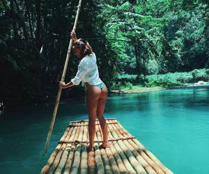 adventure, beautiful, and swimsuit image