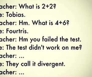 four, divergent, and fourtris image