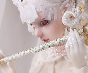 art doll, bjd, and doll image