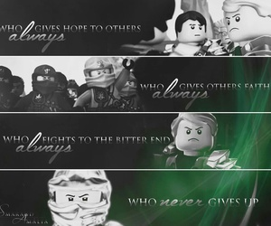 green ninja, ninjago, and ninjago lloyd image