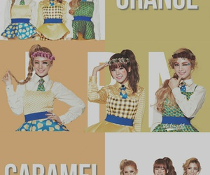 after school, orange caramel, and kpop edit image