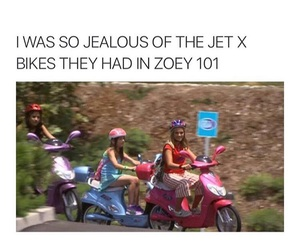 funny, zoey 101, and admit it image