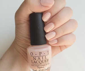 nails, fashion, and opi image