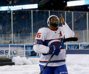 blue, hockey, and Hot image