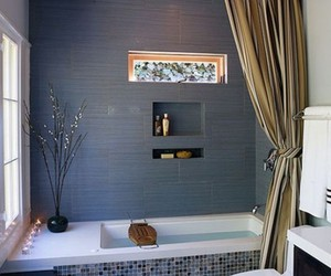 bathtubs, bathroom decorating ideas, and bathtub designs image