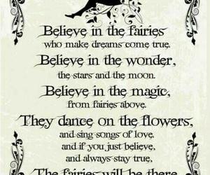 fairy, magic, and wonder image