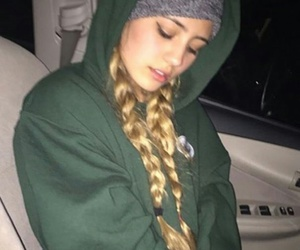 girl, lia marie johnson, and blonde image