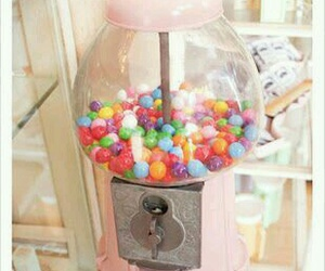 pink, candy, and vintage image