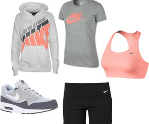 clothes, sport, and fashion image