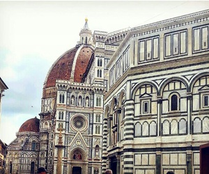 florence, italy, and landscape image