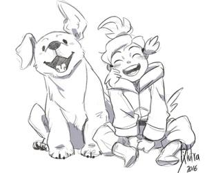 adorable, avatar, and naga image