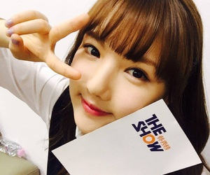 gfriend and yerin jung image