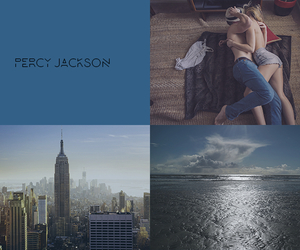 percy jackson, aesthetic, and heroes of olympus image