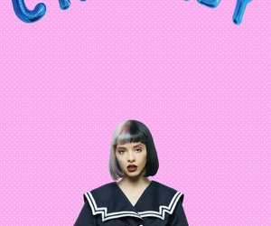 cry baby, wallpaper, and lockscreen image