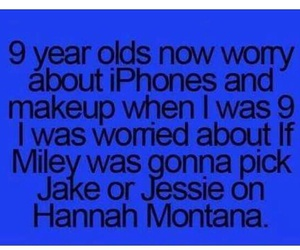 hannah montana, funny, and true image