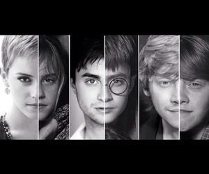 harry potter, Adult, and child image