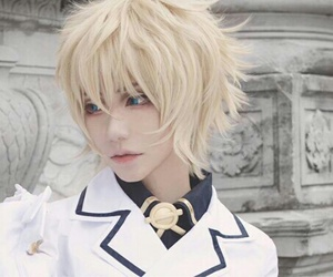 cosplay, owari no seraph, and anime image
