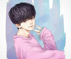 fanart, SJ, and jong hoon image