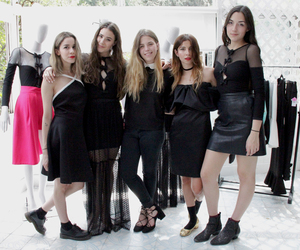 fashion, girls, and parties image