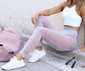 adidas, fitness, and inspo image