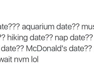 aquarium, date, and dating image
