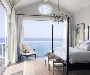 beach house, inspiration, and inspiring interiors image