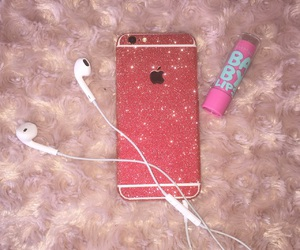 glitter, iphone, and tumblr image