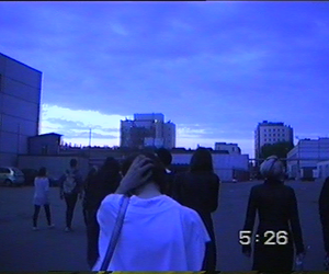grunge, blue, and pale image