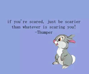 quote and thumper image