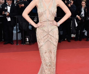 bella hadid, cannes, and model image