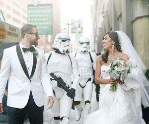 wedding and star wars image