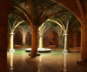 arches, architecture, and columns image