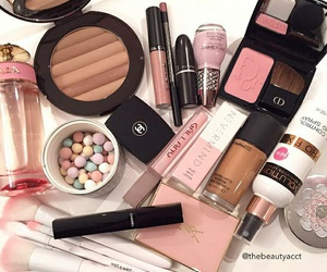 belleza, cosmetics, and mac image