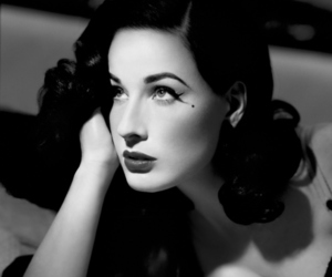 Dita von Teese, Pin Up, and sexy image