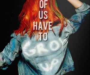 paramore and grow up image