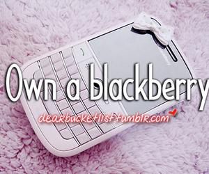 blackberry, bucket list, and cute image