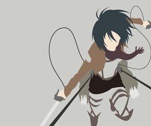 anime, manga boy, and attack on titans image