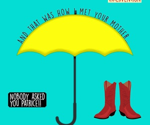 himym, how i met your mother, and wallpaper image
