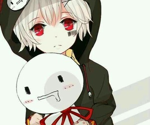 anime, anime boy, and mafumafu image