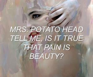 mrs potato head and melanie martinez image