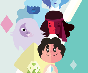 amethyst, pearl, and ruby image