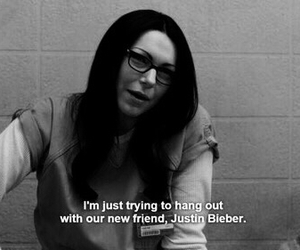orange is the new black, laura prepon, and oitnb image