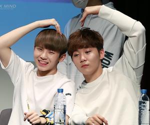 Seventeen, seungkwan, and woozi image